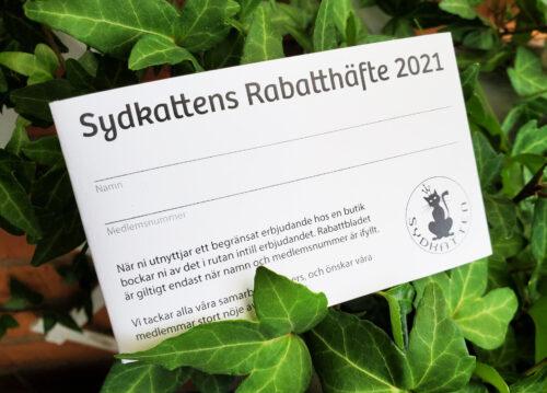 Sydkattens rabatthäfte 2021
